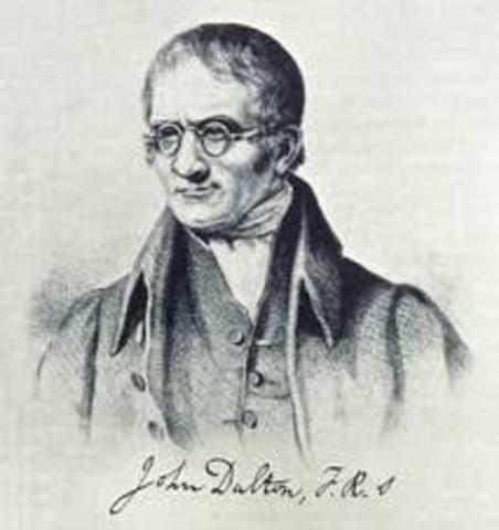 MUERE JOHN DALTON