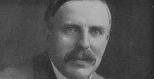 MUERE ERNEST RUTHERFORD