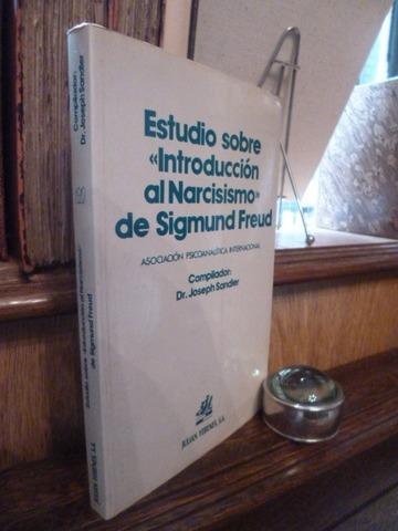 Estudio del narcisismo.
