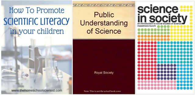 Enfoque de la comprensión pública de la ciencia