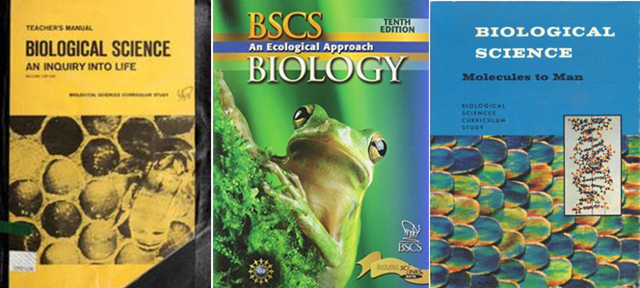 Creación del Proyecto Biological Science Curricuum Study