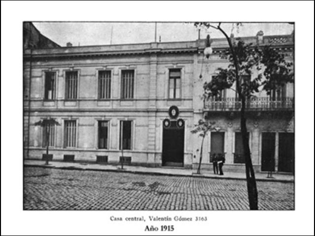 """Creación del Instituto Nacional del Profesorado """"Dr. Joaquín V. González"""