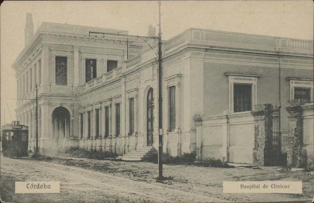 HOSPITAL DE CLÍNICAS - CÓRDOBA