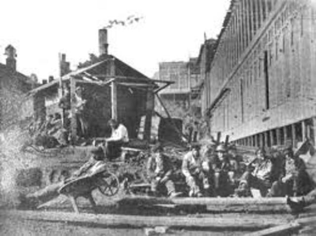 Mediado siglo XIX
