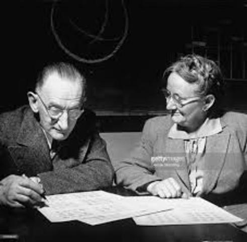 Louis Leon Thurstone y Ward Goodenough