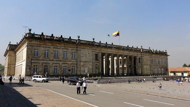 CAPITOLIO NACIONAL DE COLOMBIA - BOGOTÁ