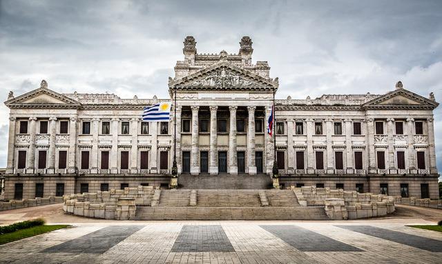 PALACIO LEGISLATIVO NACIONAL - MONTEVIDEO