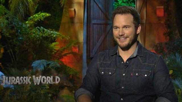 Chris Pratt Interview Cont.