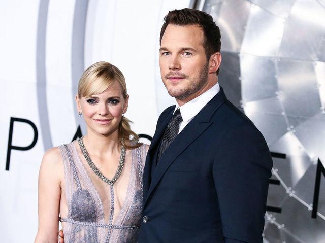 Chris Pratt Divorce