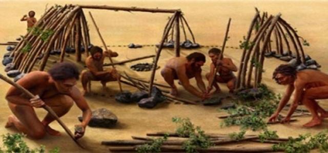 El trabajo primitivo organizado