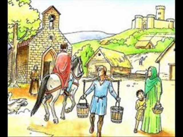 Trabajo en el feudalismo