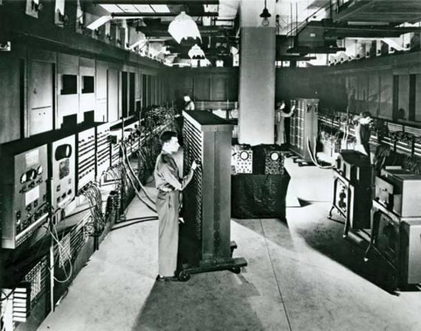 1.ENIAC