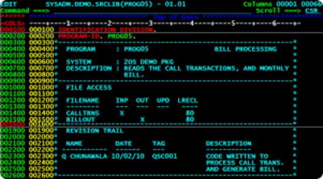 Desarrollo de COBOL (1959)