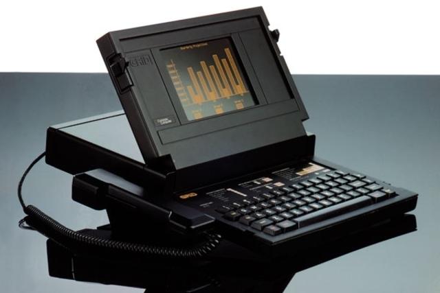 Primer ordenador portátil (1979)