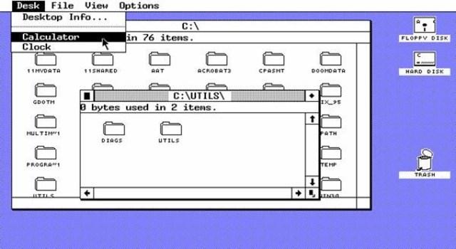 Interface GEM