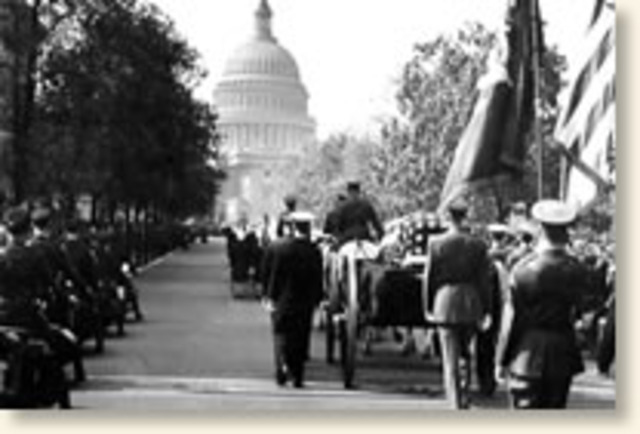 Mourning of FDR