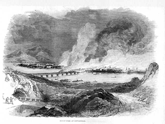 The 100th Anniversity of the Great Fire
