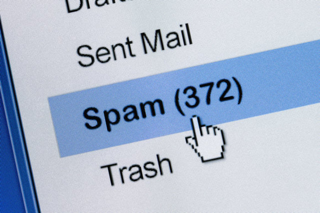 Spam is born