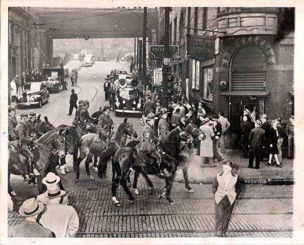 Westinghouse Strike