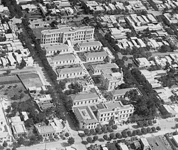 HOSPITAL PIROVANO - BUENOS AIRES
