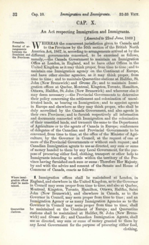 Immigration Act (1952)
