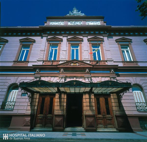 HOSPITAL ITALIANO - BUENOS AIRES