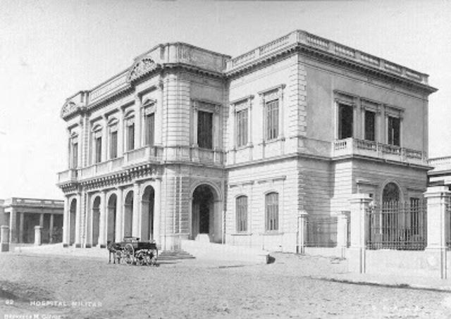 HOSPITAL MILITAR - BUENOS AIRES