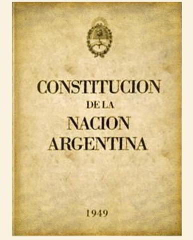 YPF y la Reforma de la Constitución Nacional