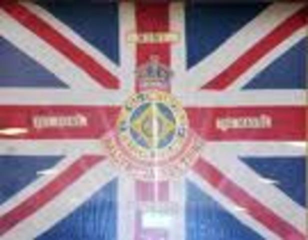 GREAT BRITIAN DECLARES WAR