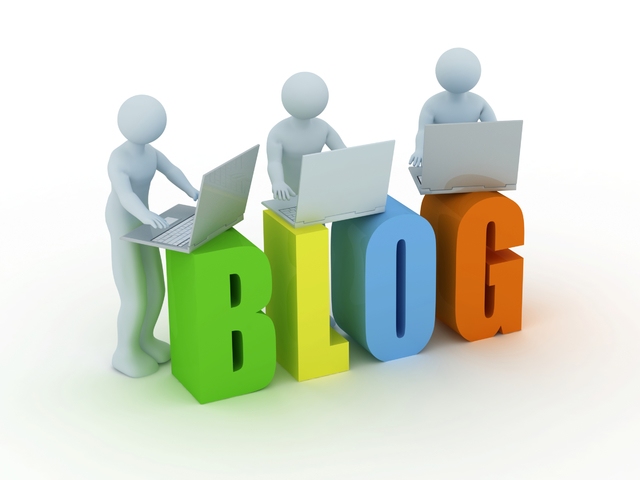 Blogs First Appear