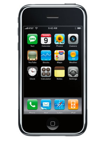 First apple iPhone created