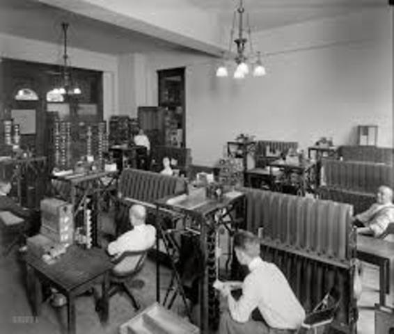 Tabulating Machine Company.