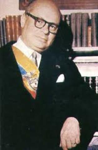 Presidente:CARLOS LLERAS RESTREPO
