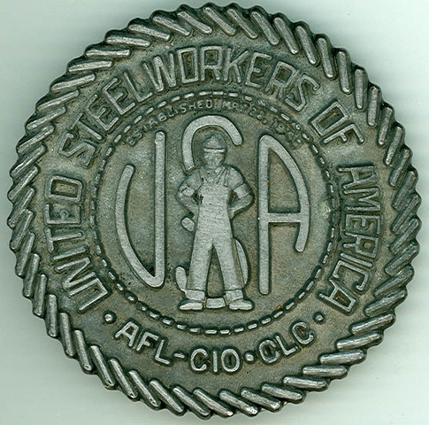 Philip Murray elected President of the United Steel Workers of America