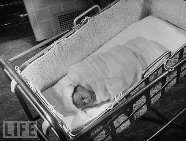 Grandpa Pete was Born