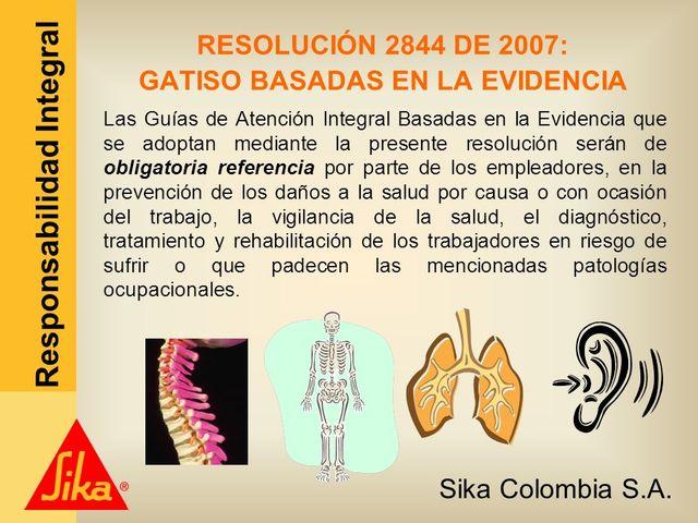 Resolución  2844
