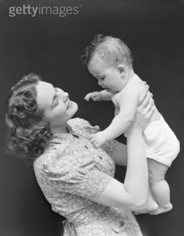 Grandma Barb was  Born