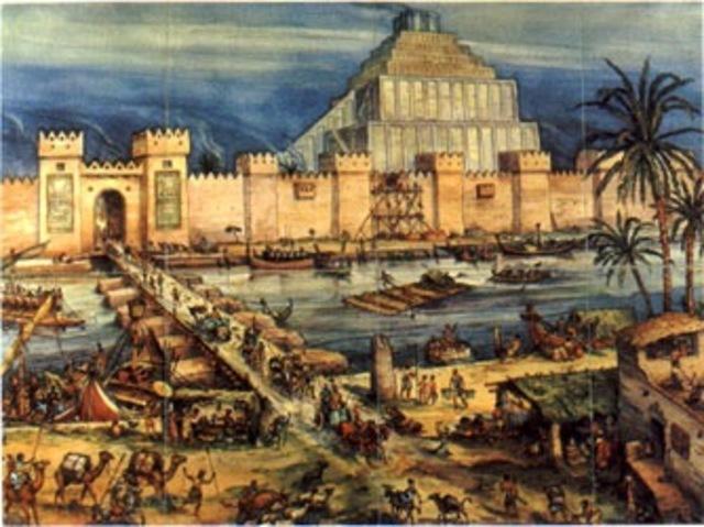 Mesopotamia-First Farm Settlements