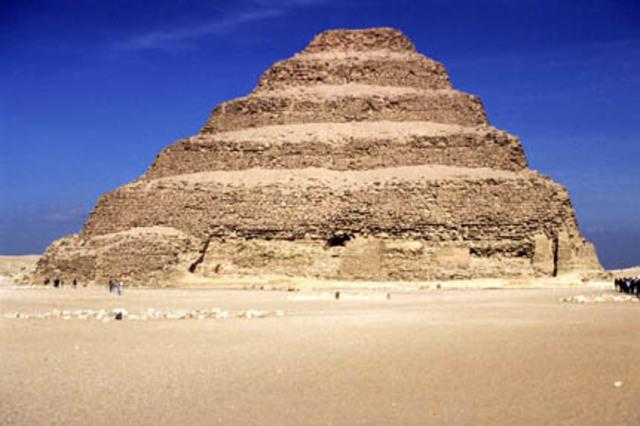 Egypt-First Pyramids