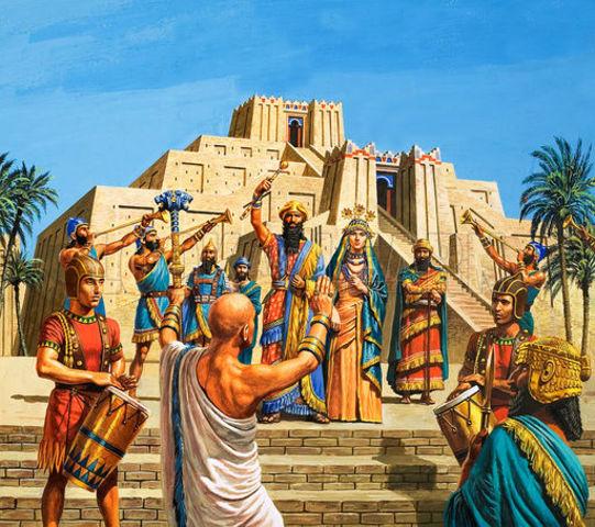 Southern Mesopotamia- Sargon Defeats Sumer