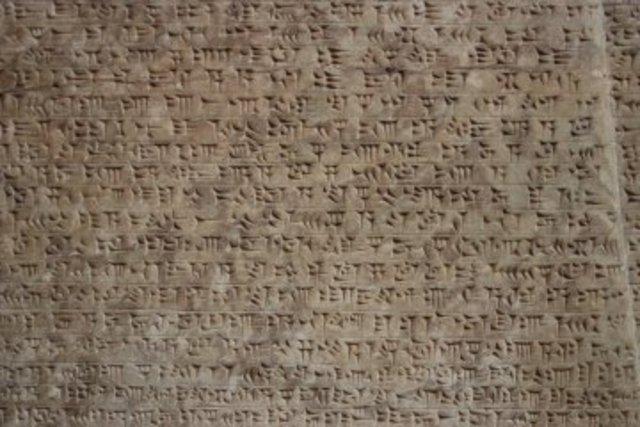 Phoenicia- The Developement of the Alphabet
