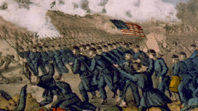 Battles of Fort Henry and Fort Donelson in Tennessee