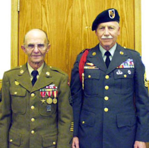 War Veterans Returning to Pittsburgh