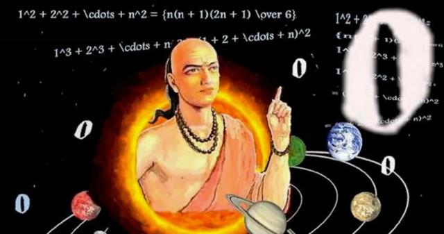El astrónomo Arya-Bhatta de India
