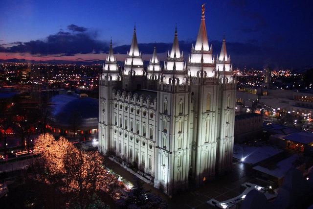 Mormon Headquarters