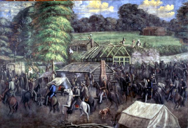 Massacre at Haun's Mill