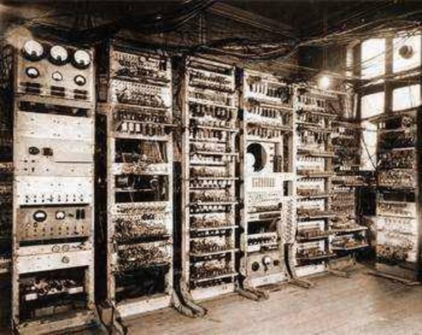El primer computador programable