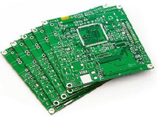 Tarjetas de circuitos impresos