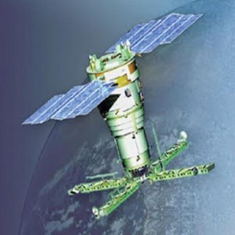 Se lanzan satélites