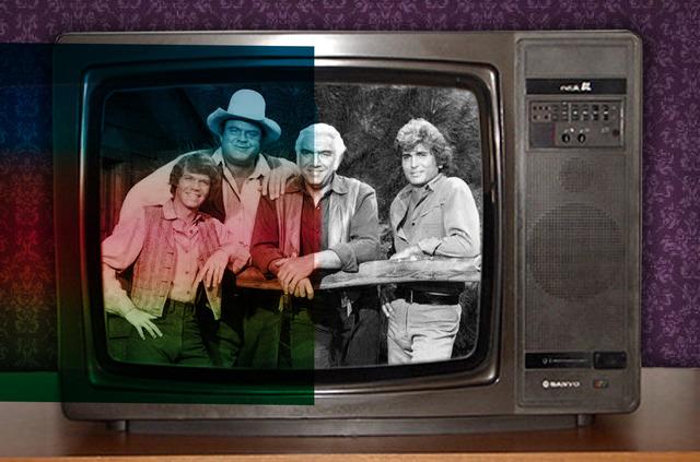 Televisión en color en España